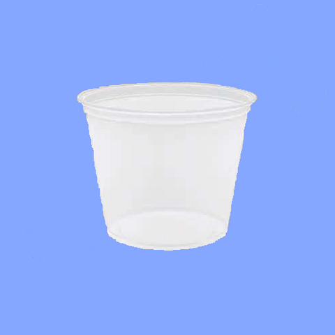 UR2H - 2 OZ PLASTIC PORTION CUPS