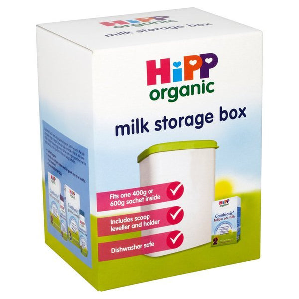 HiPP Organic Milk Formula Storage Box