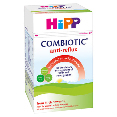 HiPP UK Anti Reflux Combiotic Infant Milk Formula 800g -  0 Months +