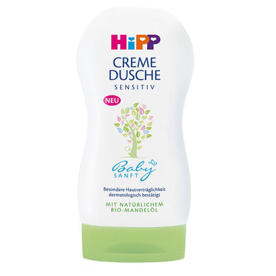HiPP Baby Soft: Creamy Shower Wash (Creme Dusche)
