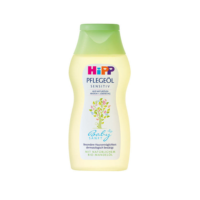 HiPP Baby Soft: Gentle Baby Massage Oil (Pflegeol)