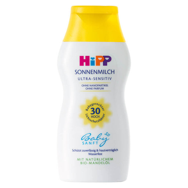 HiPP Baby Soft Ultra Sensitive Baby Sunscreen SPF 30