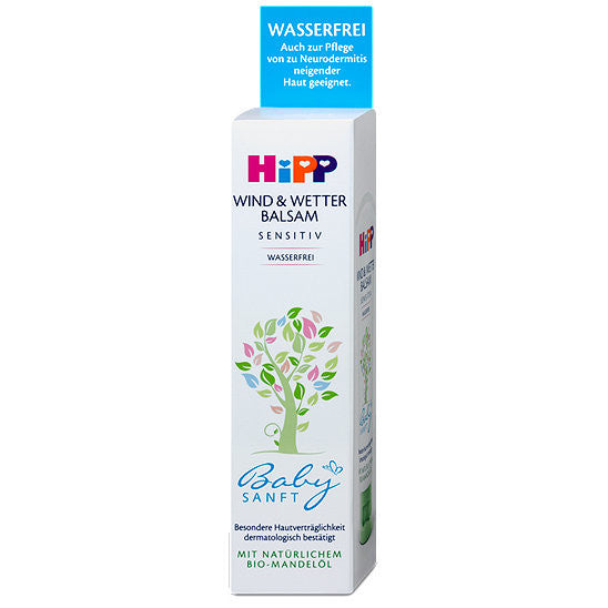 HiPP Baby Soft: Sensitive Wind & Weather Balm