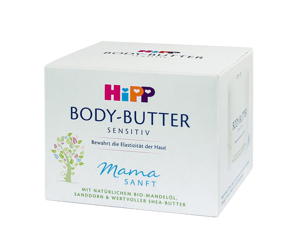 HiPP Mama Soft: Sensitive Soothing Body Butter