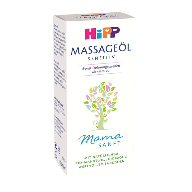 HiPP Mama Soft: Relaxing Massage Oil