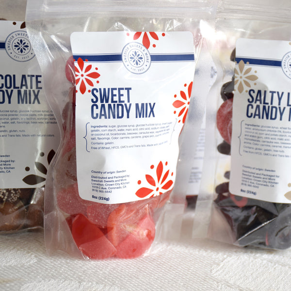 Our Unique Candy Mixes