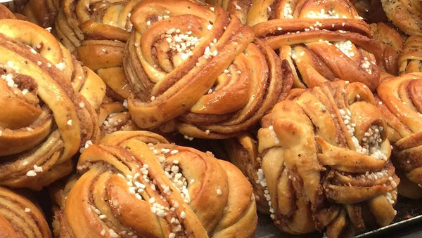 Cinnamon Bun Day!