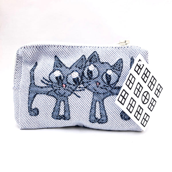HildaHilda medium bag cats