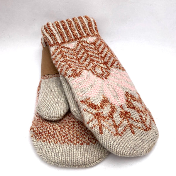 Wool mittens, Fager. More colors.