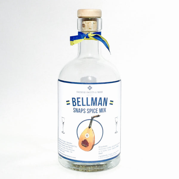 Bellman Snaps Mix by Swedish Sweets and More