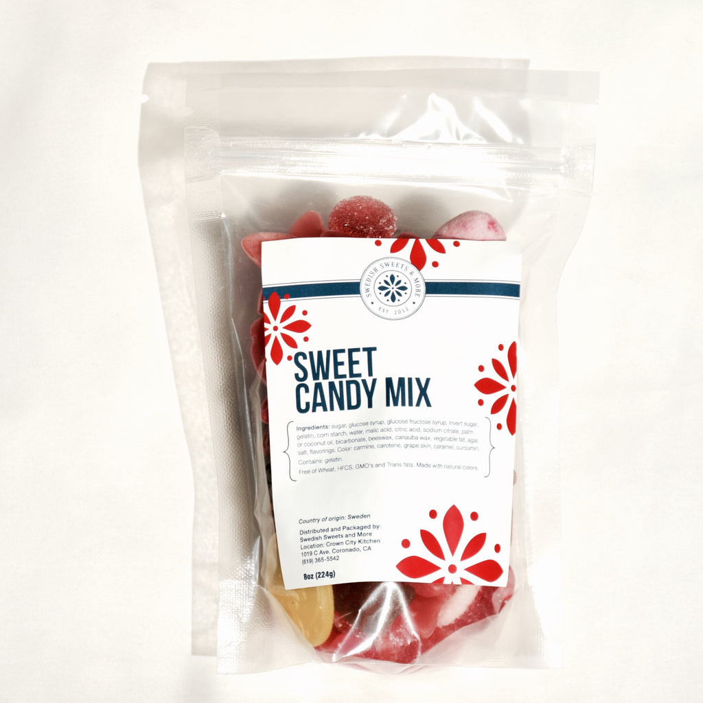Candy Mix, Sweet