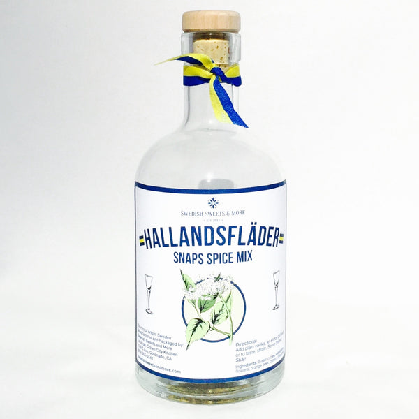 Hallandsfläder Snaps Mix by Swedish Sweets and More