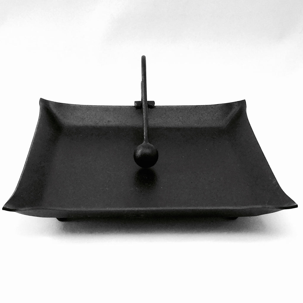 Swedish Iron napkin tray holder
