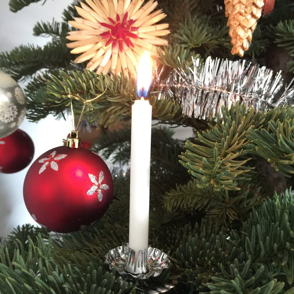 Christmas Tree Candleholders