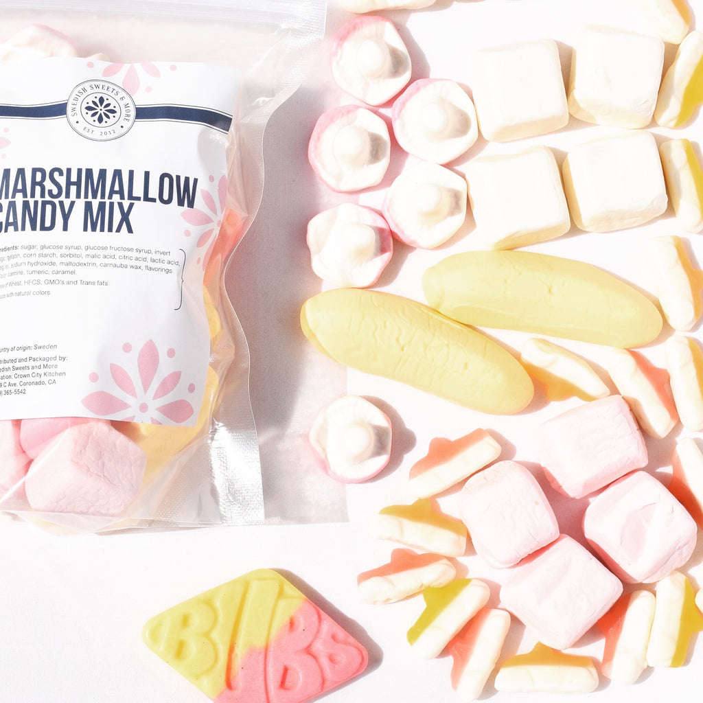 Candy Mix, Marshmallow