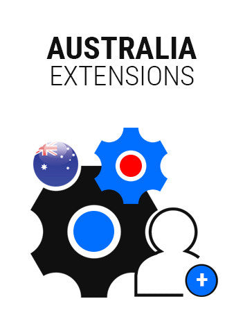 Australia unlimited Additional Extension