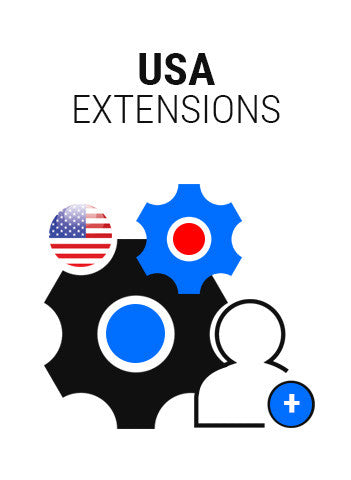 USA unlimited Additional Extension