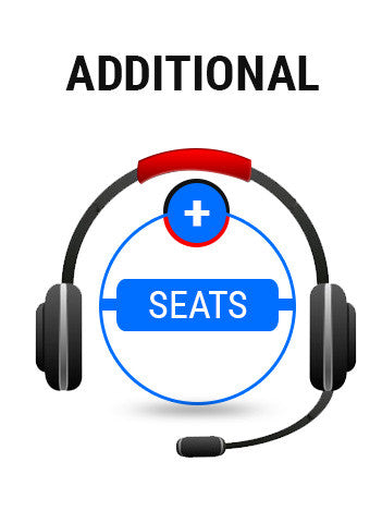 Additional Dialer Seats