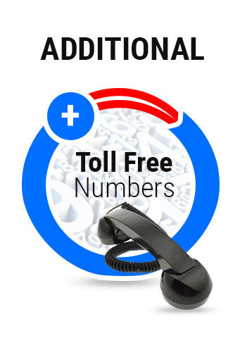 Additional Toll Free