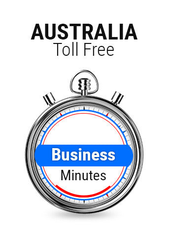 Australia Toll Free Business Plan