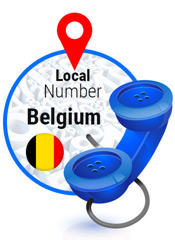 Belgium Local Number