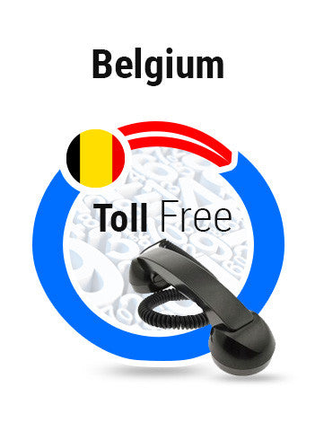 Belgium - Fixed Toll Free