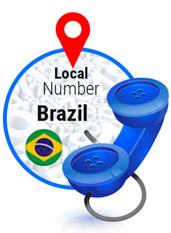 Brazil Local Number