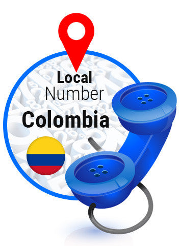 Colombia Local Number