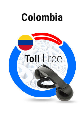 Colombia  Toll Free