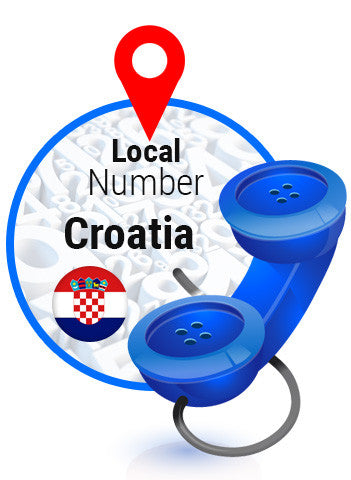 Croatia Local Number