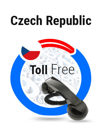 Czech Republic - Fixed Toll Free
