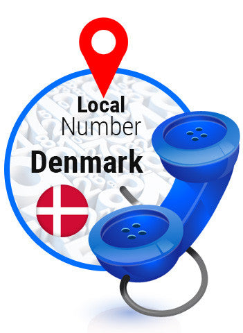 Denmark Local Number