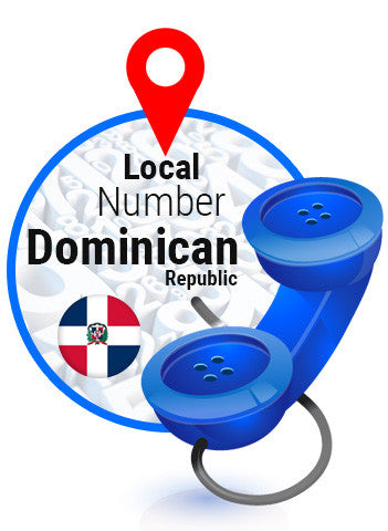 Dominican Republic Local Number