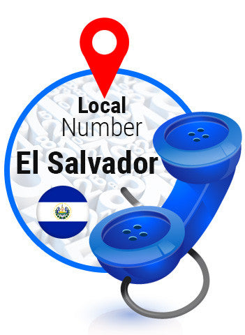 El Salvador Local Number