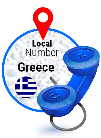 Greece Local Number