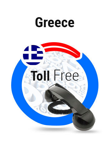 Greece - Fixed Toll Free