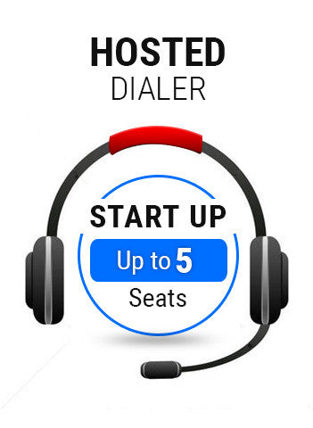 Hosted Dialer Start Up Plan