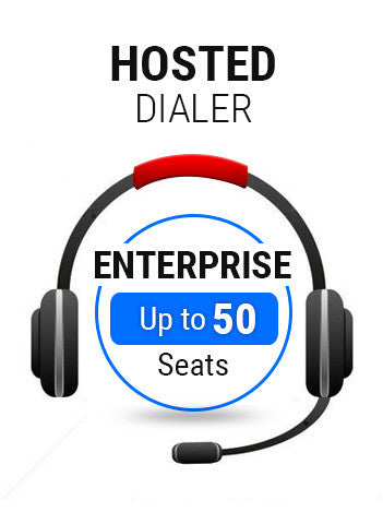 Hosted Dialer Enterprise Plan