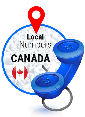 Canada Local Number Unlimited Plan
