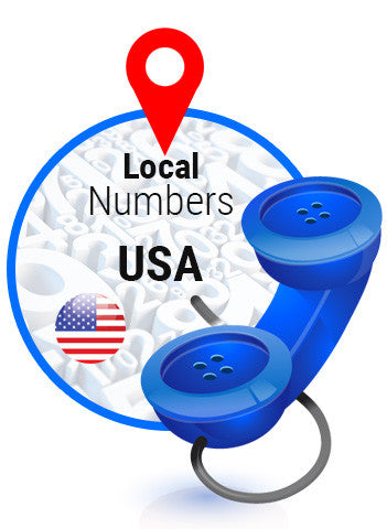 USA Local Number