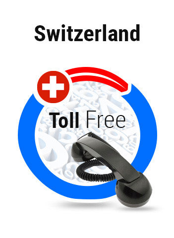 Switzerland - Mobile Toll Free