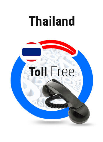 Thailand  Toll Free