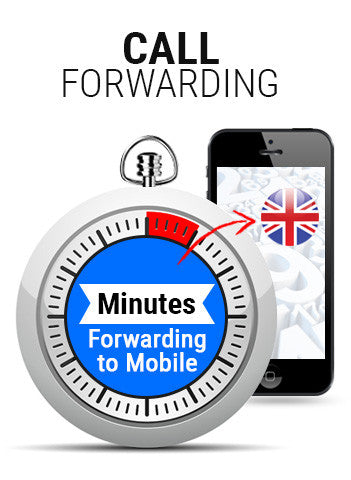 UK Toll Free with Call forwarding on Mobile