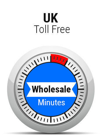 UK Toll Free Wholesale Plan