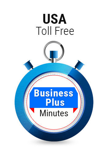 USA Toll Free Business Plus Plan