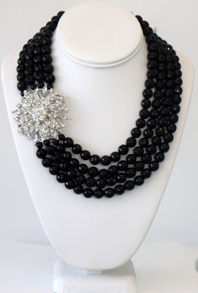 Black / Grey Necklaces