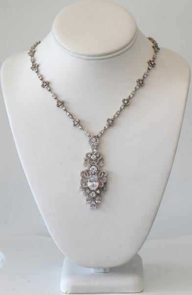 Wedding Necklace for Rent or Buy great for wedding, mother of the bride, bridemads
