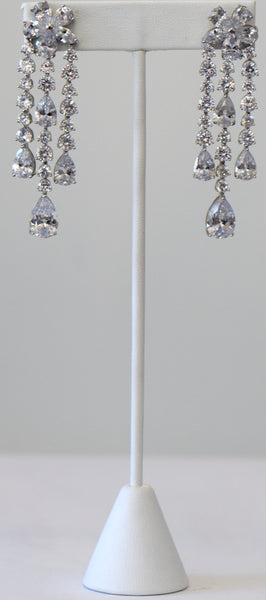 Heftsi Wedding collection Cubic zircon Earrings