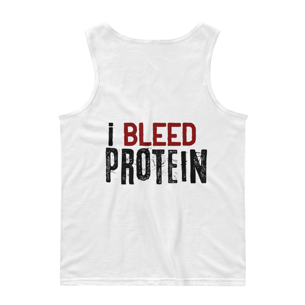 i bleed protein tank