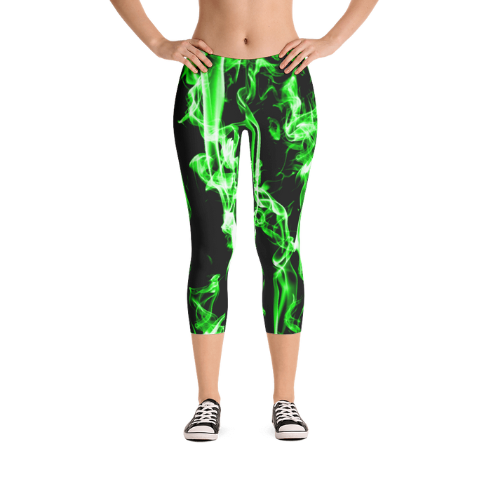 ALIEN SMOKE GYM CAPRIS